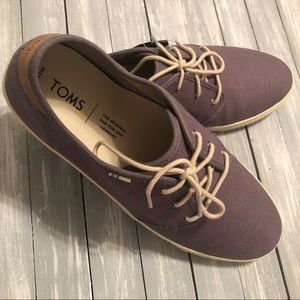 370c5e6d2c0 Toms Shoes - NWT - Toms - Carlo Canvas Sneaker in Shade